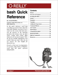 bash Quick Reference Free Ebook