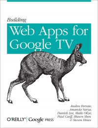 Building Web Apps for Google TV Free Ebook