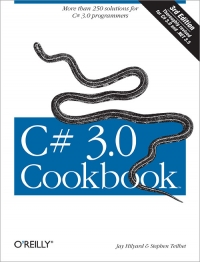 C# 3.0 Cookbook, 3rd Edition