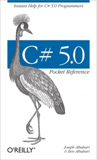 C# 5.0 Pocket Reference Free Ebook
