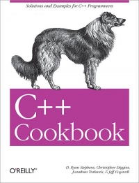 C++ Cookbook Free Ebook
