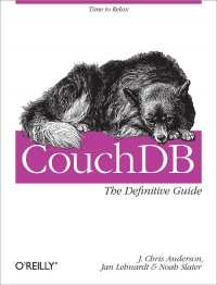 CouchDB: The Definitive Guide