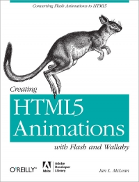 Creating HTML5 Animations with Flash and Wallaby Free Ebook