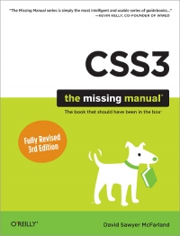 CSS3: The Missing Manual, 3rd Edition Free Ebook
