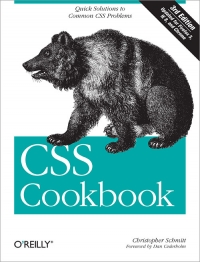CSS Cookbook, 3rd Edition Free Ebook