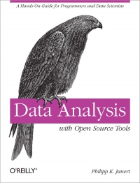 Data Analysis with Open Source Tools Free Ebook