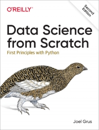 Data Science from Scratch, 2nd Edition