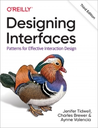 Designing Interfaces, 3rd Edition