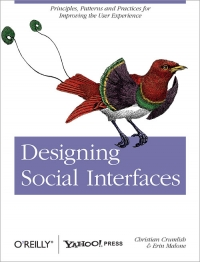Designing Social Interfaces Free Ebook
