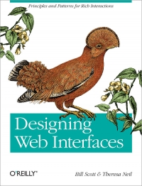 Designing Web Interfaces Free Ebook