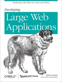 Developing Large Web Applications Free Ebook