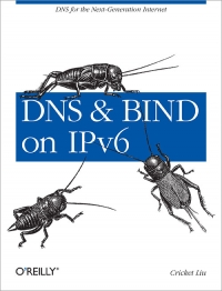 DNS and BIND on IPv6 Free Ebook