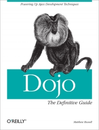 Dojo: The Definitive Guide Free Ebook