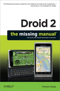 Droid 2: The Missing Manual Free Ebook