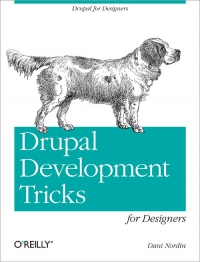 Drupal Development Tricks for Designers Free Ebook