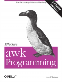 Effective awk Programming, 3rd Edition Free Ebook