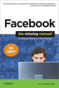 Facebook: The Missing Manual, 2nd Edition Free Ebook