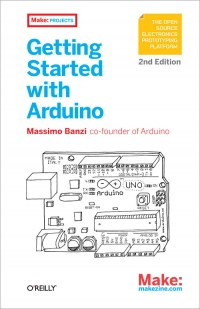 Getting Started with Arduino, 2nd Edition Free Ebook