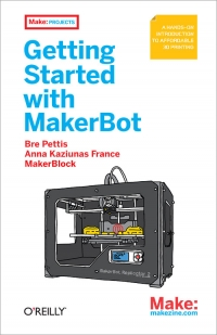 Getting Started with MakerBot Free Ebook