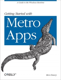Getting Started with Metro Apps Free Ebook