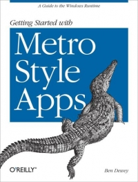 Getting Started With Metro Style Apps Free Ebook