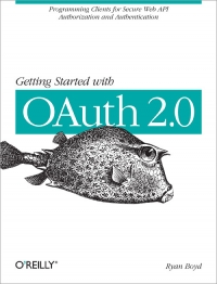 Getting Started with OAuth 2.0 Free Ebook