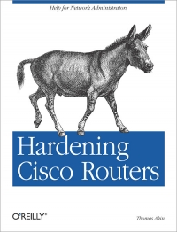 Hardening Cisco Routers Free Ebook