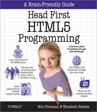 Head First HTML5 Programming Free Ebook