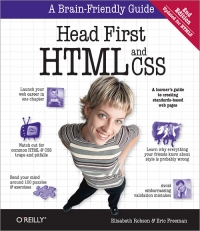 Head First HTML & CSS free book download