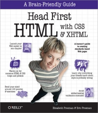 Head First HTML with CSS & XHTML Free Ebook