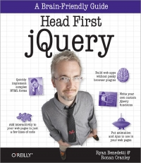 Head First JavaScript - Free download, Code examples, Book