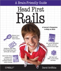 Head First Rails Free Ebook