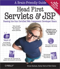 Head First Servlets and JSP, 2nd Edition