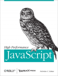 High Performance JavaScript Free Ebook
