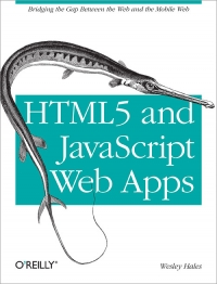 HTML5 and JavaScript Web Apps Free Ebook