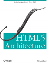 HTML5 Architecture Free Ebook