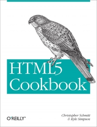 HTML5 Cookbook Free Ebook