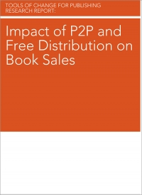 Impact of P2P and Free Distribution on Book Sales Free Ebook