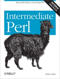 Intermediate Perl, 2nd Edition