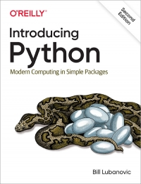 Introducing Python, 2nd Edition