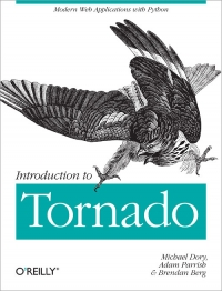 Introduction to Tornado Free Ebook