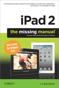 iPad 2: The Missing Manual, 2nd Edition Free Ebook