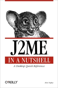 J2ME in a Nutshell Free Ebook