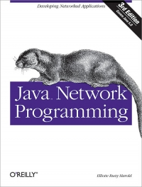 Java Network Programming, 3rd Edition Free Ebook