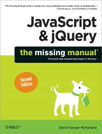 JavaScript & jQuery: The Missing Manual, 2nd Edition Free Ebook