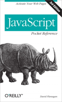 JavaScript Pocket Reference, 3rd Edition Free Ebook