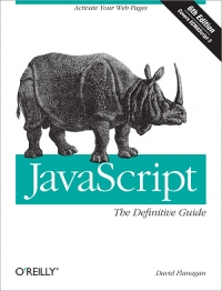 JavaScript: The Definitive Guide, 6th Edition Free Ebook