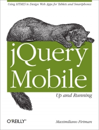 jQuery Mobile: Up and Running Free Ebook