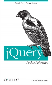 jQuery Pocket Reference Free Ebook