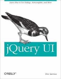 jQuery UI Free Ebook